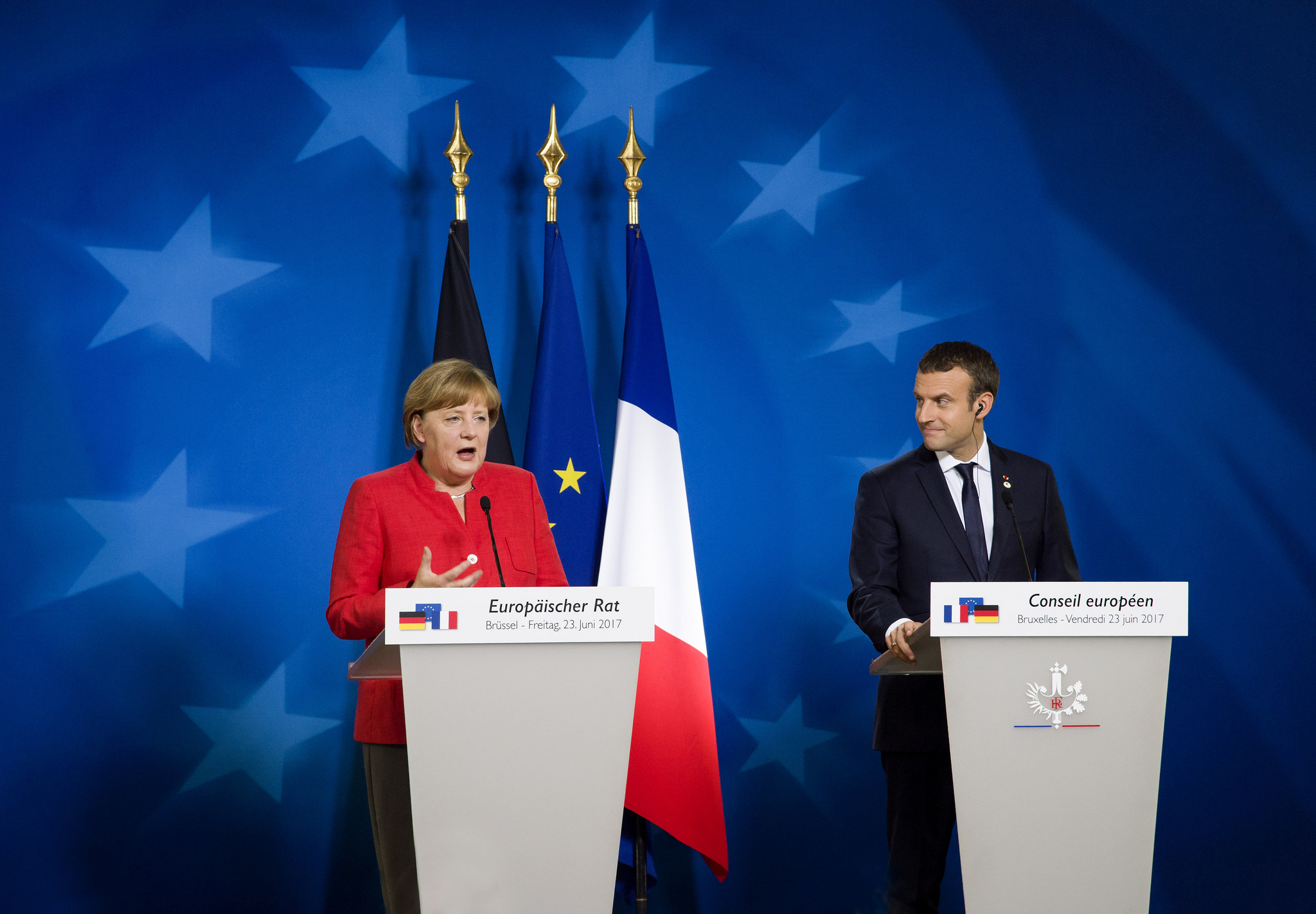 Eurozone reforms split France Germany By European Interest