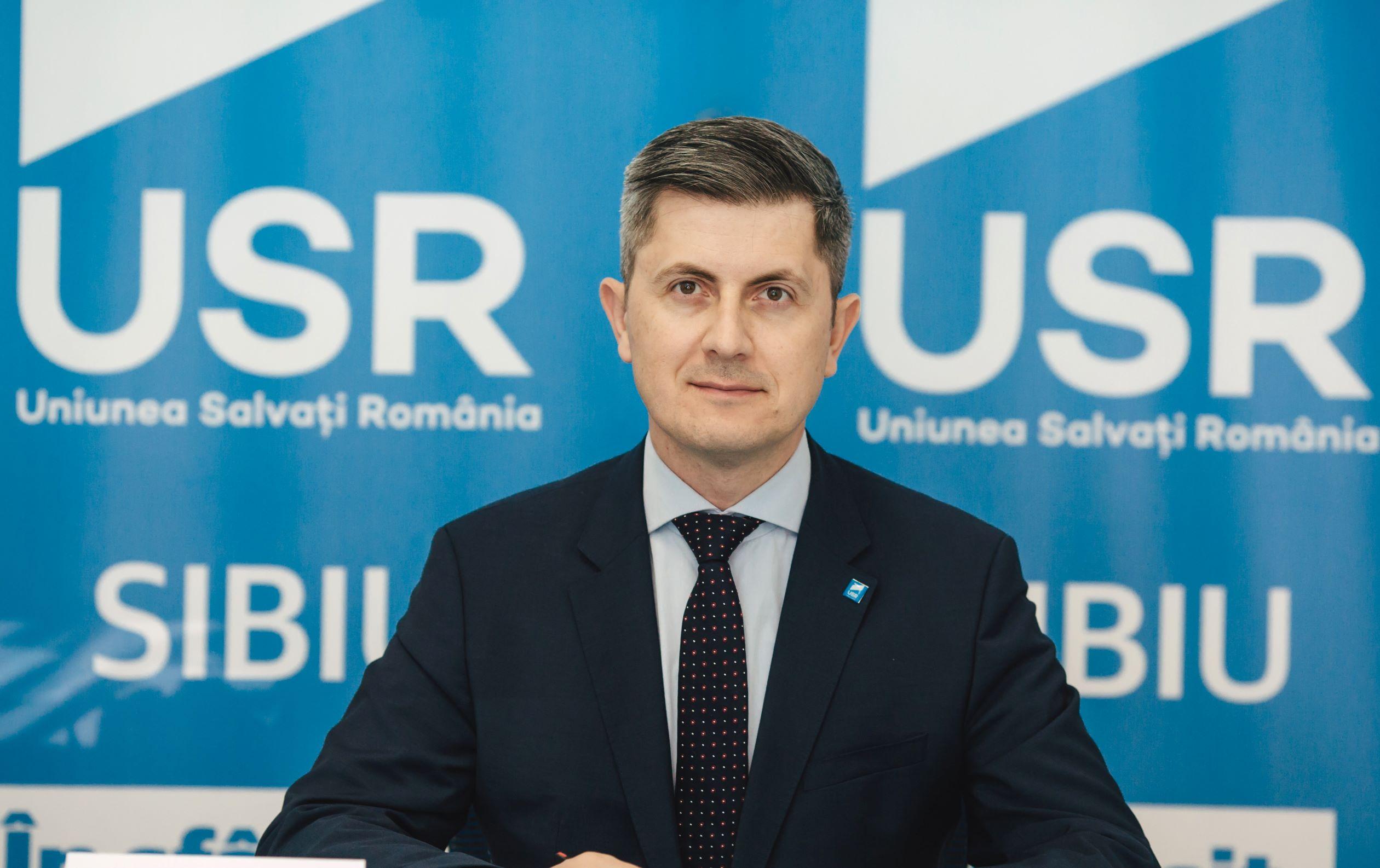 Dan Barna a fost ales candidat USR la alegerile ...  |Dan Barna